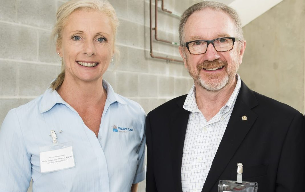 Manager Housing and Maintenance Services achieved Cert IV in Property Services