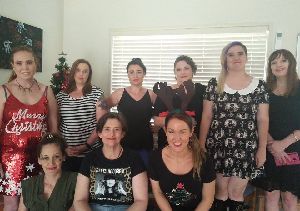 Pacific Link Tenants put their best faces forward